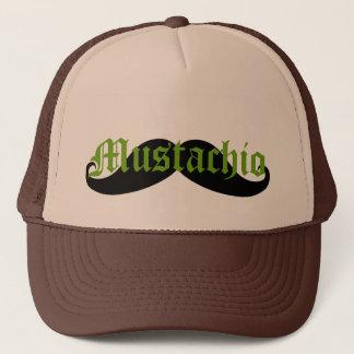 Mustachio Mustache Funny Men's Trucker's Hat