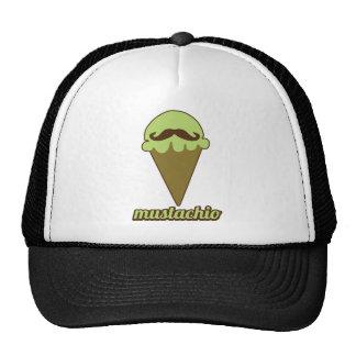 Mustachio Trucker Hat