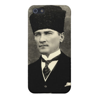 Mustafa Kemal Ataturk Case For iPhone SE/5/5s