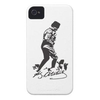 Mustafa Kemal Ataturk Case-Mate iPhone 4 Case