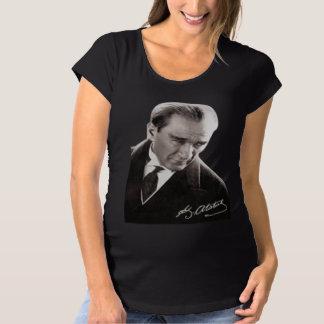 Mustafa Kemal Ataturk Maternity T-Shirt
