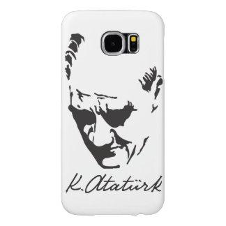Mustafa Kemal Ataturk Samsung Galaxy S6 Case