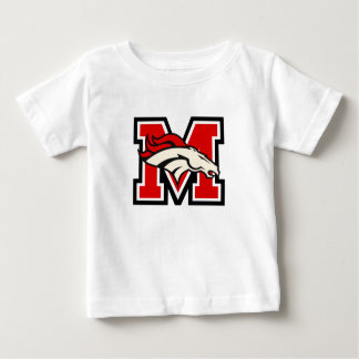 Mustang Broncos Baby T-Shirt