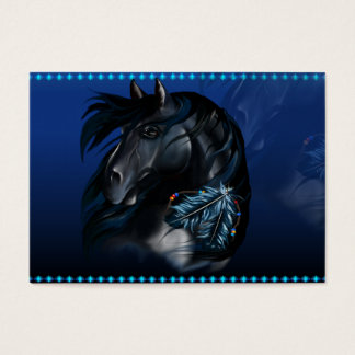 Mustang Business Card