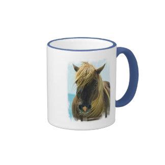 Mustang Coffee Mug
