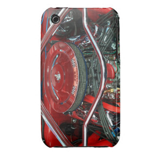 Mustang Engine Bay iPhone 3 Case-Mate Case