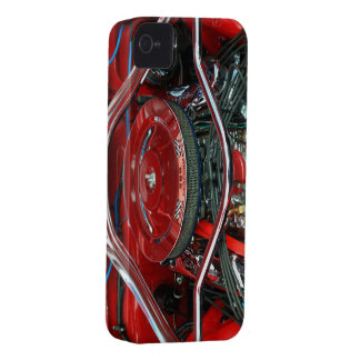 Mustang Engine iPhone 4 Case-Mate Cases