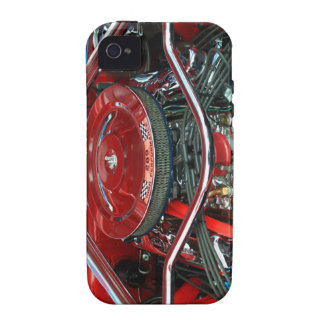 Mustang Engine iPhone 4/4S Cases