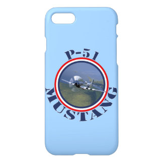 Mustang Fighter iPhone 8/7 Case