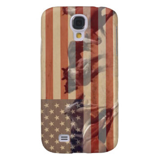 Mustang Flag Samsung S4 Case