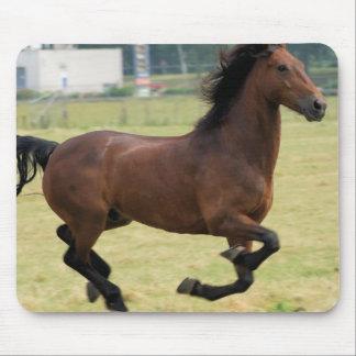 Mustang Galloping Mouse Pad