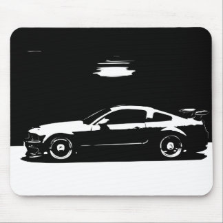 Mustang GT Coupe Mouse Pad