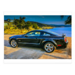 Mustang GT Post Card