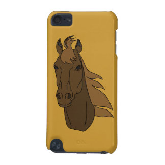 Mustang Head iPod Touch Case