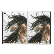 Mustang Horse by BiHrLe iPad air iPad Air Cover