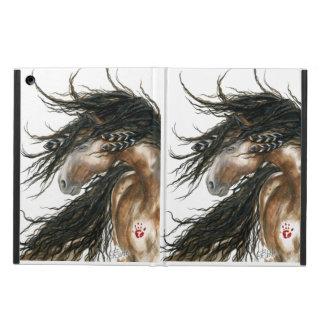 Mustang Horse by BiHrLe iPad air iPad Air Cover