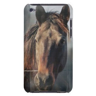 Mustang Horse iTouch Case Barely There iPod Case