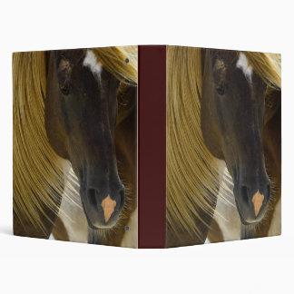 Mustang Horse Photo Binder