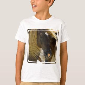 Mustang Horse Photo Kid's T-Shirt