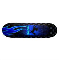 Mustang Horse Skateboard