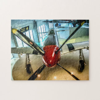 Mustang Jigsaw Puzzle