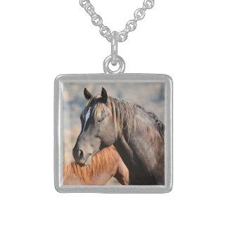 Mustang Juniper Necklace