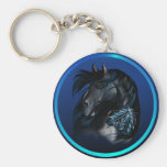 Mustang Keychain