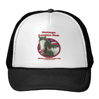 Mustang Made in America Hat MLB