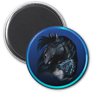 Mustang Magnet