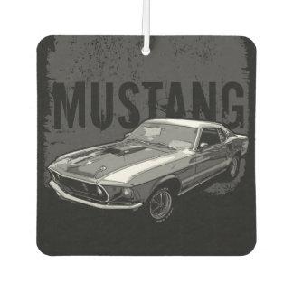 Mustang mechanical power air freshener