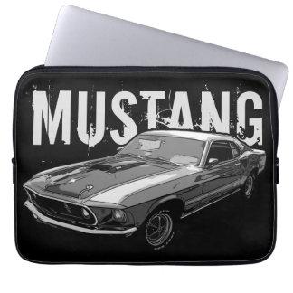 Mustang mechanical power computer sleeve