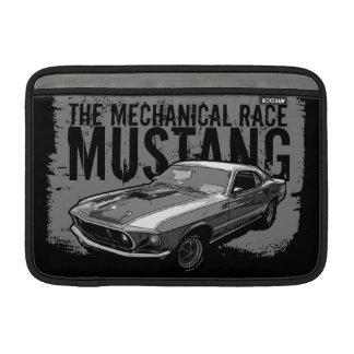 Mustang mechanical power MacBook air sleeve