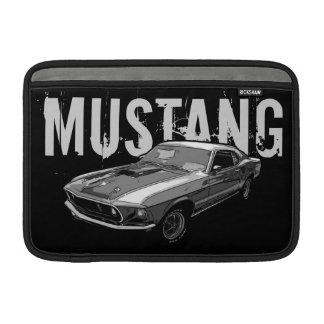 Mustang mechanical power MacBook sleeve
