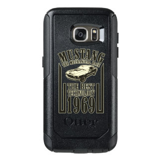 Mustang mechanical power OtterBox samsung galaxy s7 case