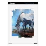 Mustang Morning Skin For iPad 3