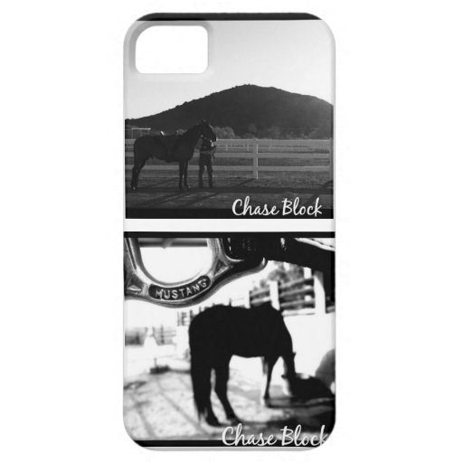 Mustang Phone Case iPhone 5 Cover