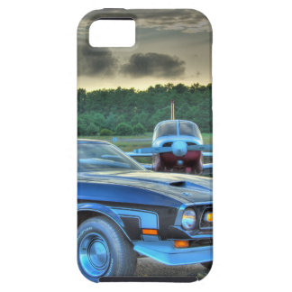 Mustang Plane Car HDR Cool Photo Picture Gift iPhone 5 Case