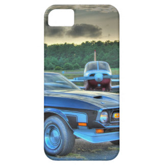 Mustang Plane Car HDR Cool Photo Picture Gift iPhone 5 Cases
