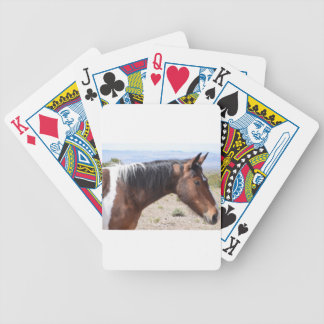 Mustang Bicycle Poker Cards