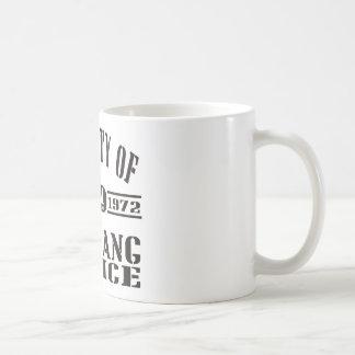 Mustang Police Coffee Mug
