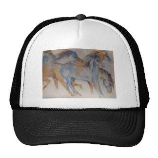 Mustang Portrait Trucker Hat