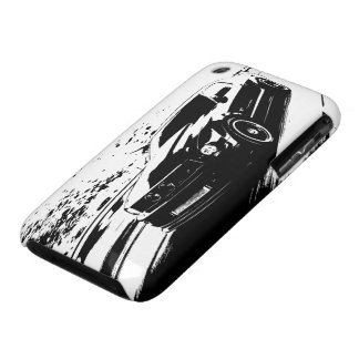 Mustang Rolling shot Case-Mate iPhone 3 Case