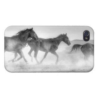 Mustang Run iPhone 4 Cover