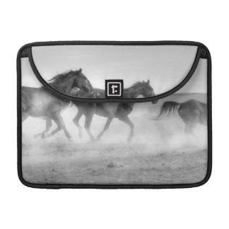Mustang Run MacBook Pro Sleeve
