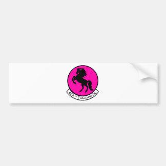 Mustang Sally Bumper Sticker