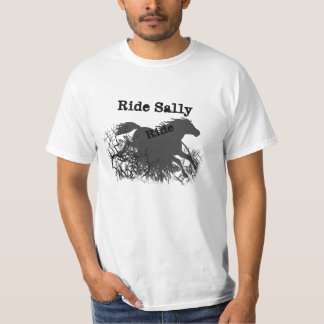 Mustang Sally Ride Sally Ride Tee Shirt