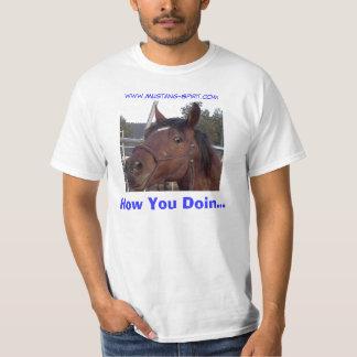 Mustang-Spirit T-shirt