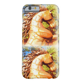 mustang stallions barely there iPhone 6 case