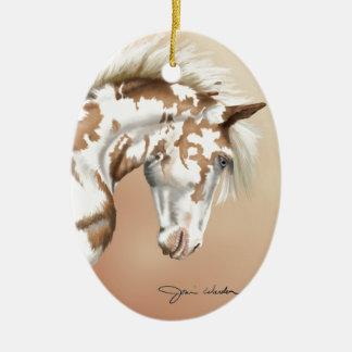 Mustang Wild Xtend Ceramic Ornament
