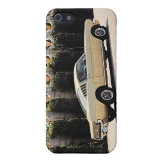 Mustango 1965 del Fastback del vintage 2+Oro de 2 iPhone 5 Fundas